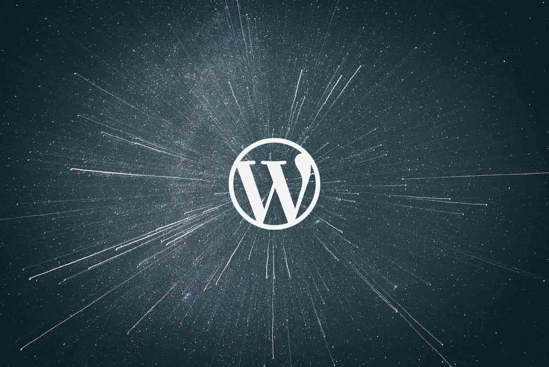 jak zrychlit wordpress náhled